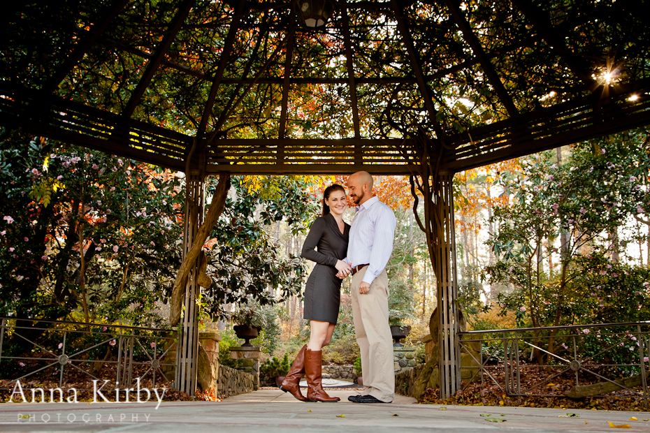 posts tagged duke gardens engagement photos