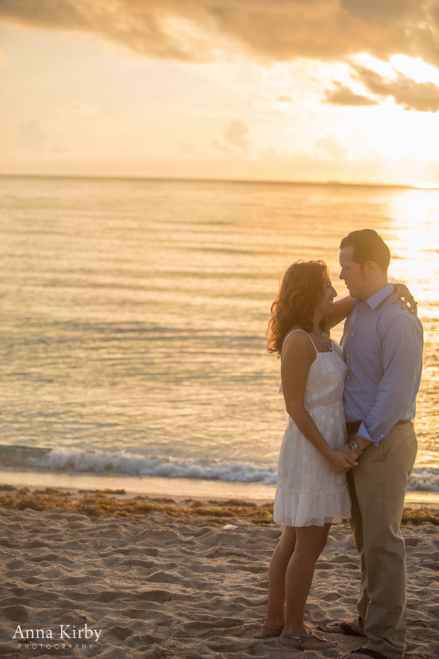 florida sunrise wedding 6 Natalee + Nick   Sunrise in Fort Lauderdale, Florida